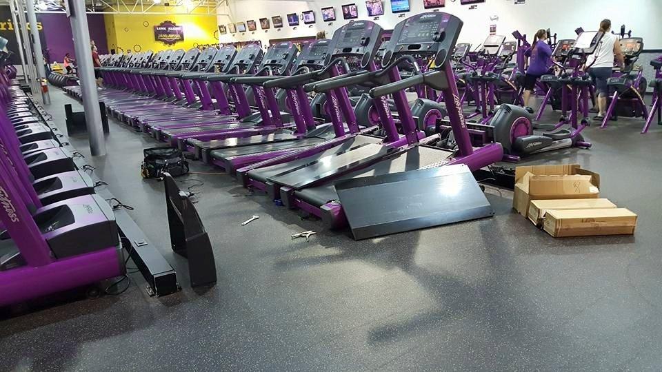 Fitness Equipment Maintenance