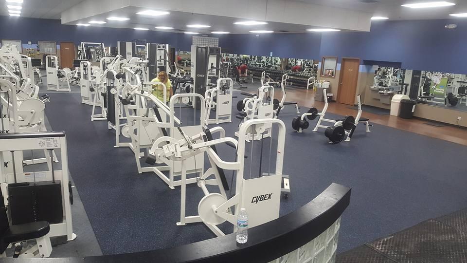 Fitness Center Installations