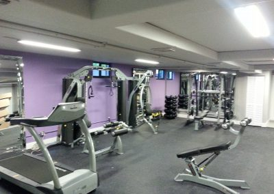 New Personal Gym