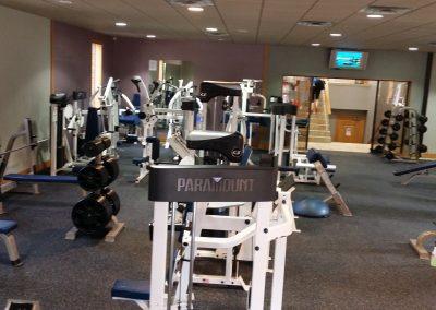 New Gym Floor