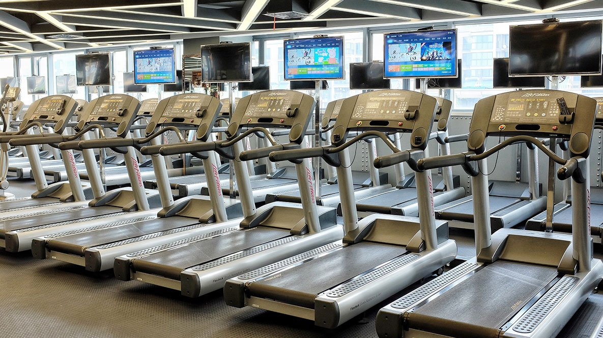 New Fitness Equipment Sales